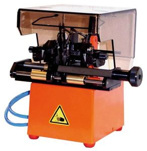 Cutting and bending device, 1.4 / axial