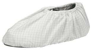 ESD occupational footwear clean room, shoe cover white, size 1
