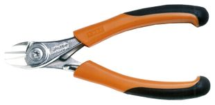 side cutters, ergo, chrome-plated, 140 mm, unpacked