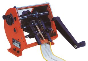 Bending / cutting device, 1.3/axial