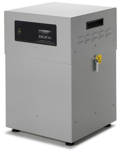 Laser smoke extraction unit, AD 250, 230 V, powder-coated