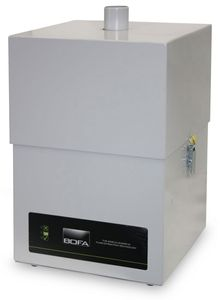 Laser smoke extraction unit, AD Access, stainless steel