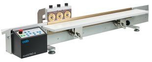 MAESTRO 6 panel separator for printed circuit boards up to 900 mm length, aluminium set-up