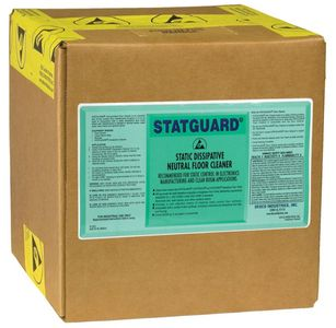 Floor cleaning agent Statguard, 10 l