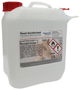 Hand disinfectant FLUXFL0131