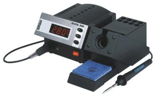soldering station temperature controlled 80 W, with Micro-Tool 20 W