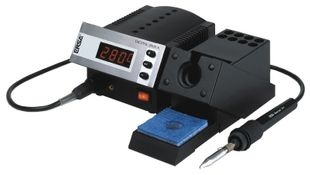 Soldering station temperature controlled 80 W, with power tool 80 W