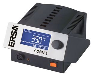 Electronic station for soldering station i-CON 1 80 W, with interface