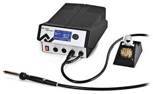 2 channel soldering and hot air station, with AIR-TOOL 200 W