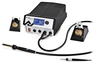 2 channel soldering and hot air station with i-Tool 150 W