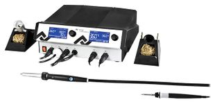 4 channel soldering and hot air station with vacuum, i-Tool 150 W & Air-Tool 200 W