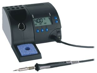 Soldering station electronically controlled, 80 W
