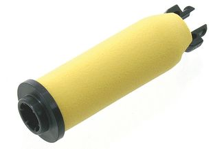 Sleeve assembly, yellow for FM2027 / 28
