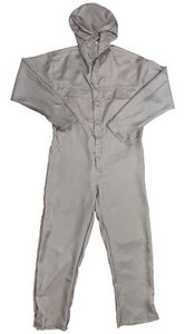 Cleanroom overall, grey