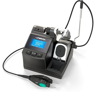 Desoldering station with micro tweezers AM120-A, 230 V