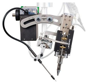 Automatic soldering unit, for general soldering applications