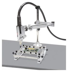 Adjustable arm for hot air stations JT/ TE