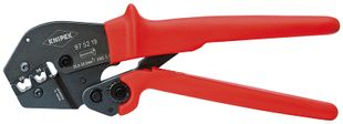 Crimping pliers also for two-hand operation burnished 250 mm
