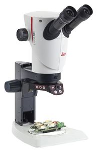 Stereo microscope head S9 E, without camera
