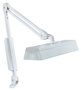 Workplace lamp, symmetrical, L=1040 mm, white