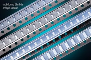 Soldered parts containing lead, 2 x 1.2 x 0.8 mm, roll/3000 pieces