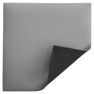 ESD table cover Premium, platinum grey, 600 x 10000 x 2 mm, roll material