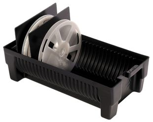 ESD SMD coil stand, 23 rolls, coil diameter 180 mm