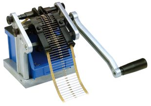 Cutting and bending device, 1.0 / axial