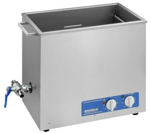Ultrasonic bath 210 l without heating