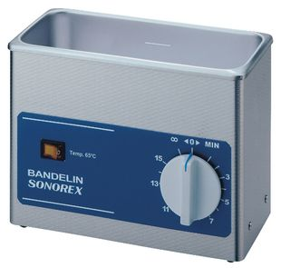 Ultrasonic bath 0.9 l, heatable