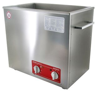 Ultrasonic bath 45 l, heatable