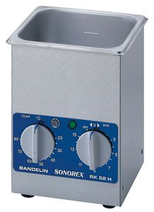 Ultrasonic bath 1.8 l, heatable
