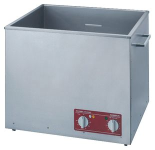 Ultrasonic bath 90 l, heatable