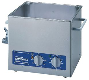 Ultrasonic bath 13.5 l, heatable
