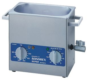 Ultrasonic bath 3 l, heatable