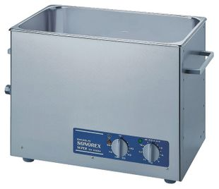 Ultrasonic bath 28 l, heatable