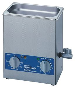 Ultrasonic bath 4.6 l, heatable
