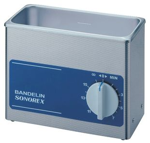 Ultrasonic bath 0.9 l