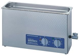 Ultrasonic bath 9.0 l, heatable