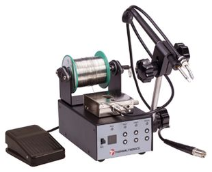 Soldering station with tin supply for TMT-9000S