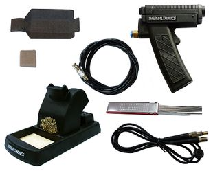 Desoldering gun set for TMT-9000S