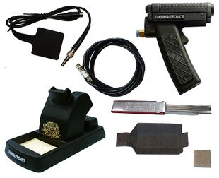 Desoldering gun set for TMT-2000S