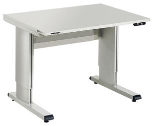 Work table, WB, 250 kg load capacity, 1800x800x25 mm