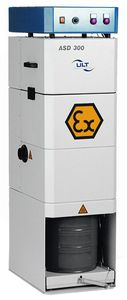 Extraction unit fine dust 120 m³/h at 12.000 Pa