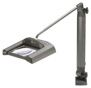 ESD magnifying lamp SNLQ 54/2 A, 3 dioptres