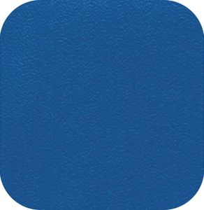 ESD table cover ECOSTAT SOFT, roll material, blue, 10000 x 610 x 3 mm, 2x 10mm push button