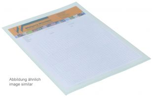 ESD magnetic document bag DIN A3 IDP-STAT PVC, white