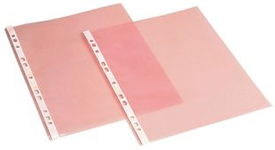 ESD document cover Permastat, DIN A4, 1 side open