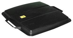 Lid for ESD waste bin 90 litres