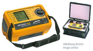 ESD High Ohm Meter Measuring Kit Metriso 3000, with electrodes, digital